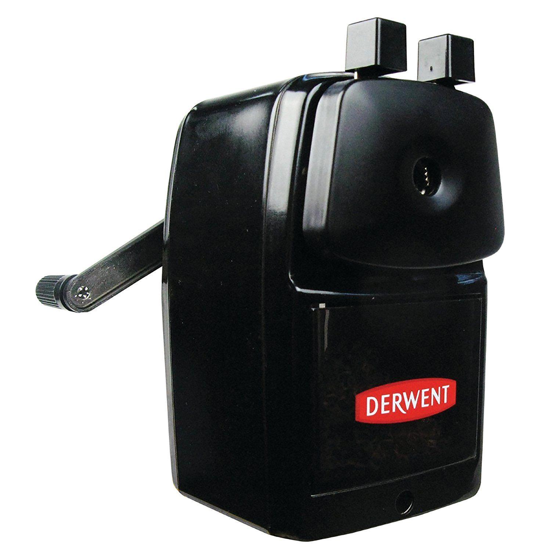 Derwent super point mini manual pencil sharpener 2302000