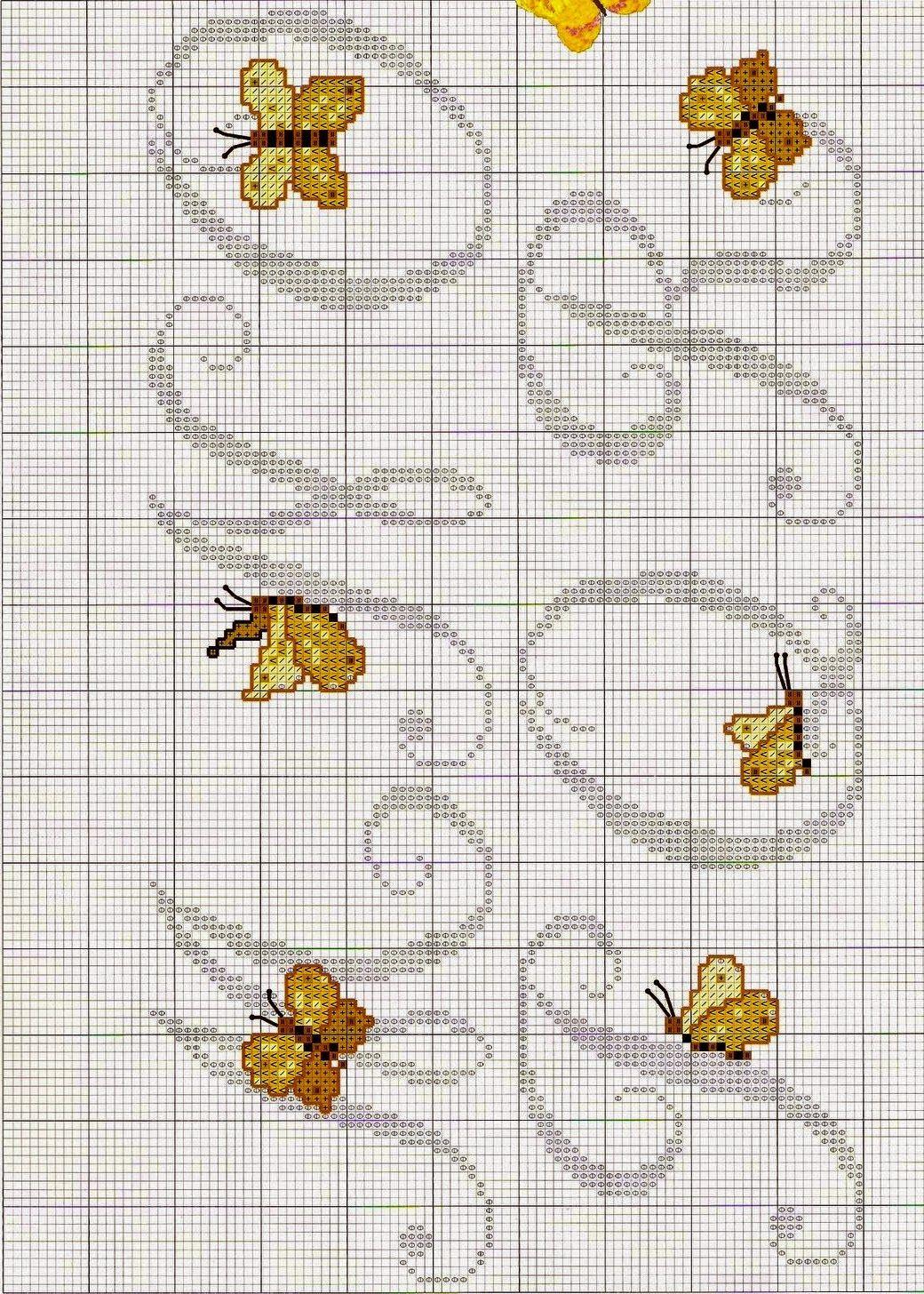 Punto croce schemi gratis e tutorial lettere alfabeto for Punto croce schemi alfabeto