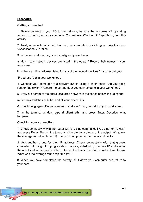 Ict Worksheets For Grade 5