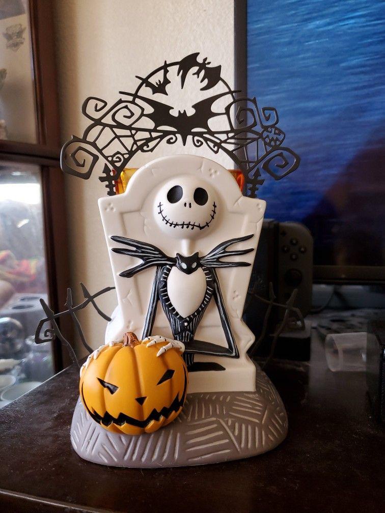 Jack Skelington Warmer in 2020 Halloween decorations