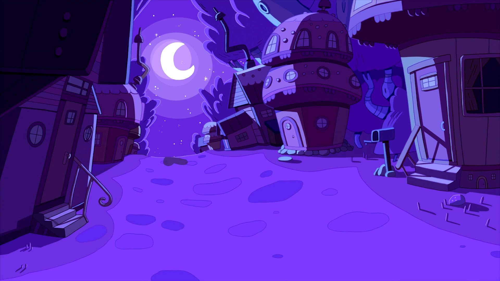 S01E07 - Streets of Candy | Adventure time wallpaper ...