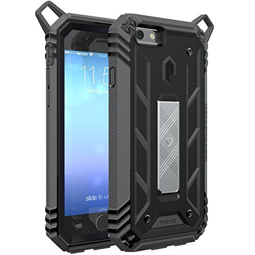Sale Preis: iPhone 6S Plus Case, POETIC Revolution [Premium Rugged] Protective Case for Apple iPhone 6S Plus /iPhone 6 Plus with [Landscape Stand Feature] Inner Liner with [Easy Front Open Feature] Black. Gutscheine & Coole Geschenke für Frauen, Männer und Freunde. Kaufen bei http://coolegeschenkideen.de/iphone-6s-plus-case-poetic-revolution-premium-rugged-protective-case-for-apple-iphone-6s-plus-iphone-6-plus-with-landscape-stand-feature-inner-liner-with-easy-front-open-fe