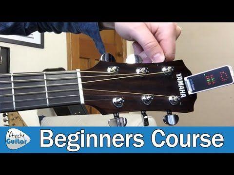 Guitar Lesson 1 Absolute Beginner Start Here Free 10 Day Starter Course Youtube Guitar For Beginners Yamaha Guitar Guitar