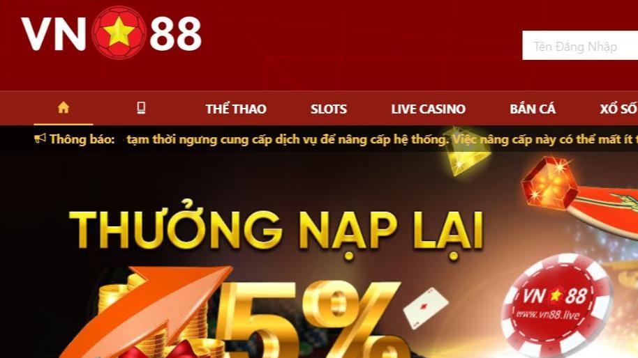 VN88cuoc 244 Nguyễn Trãi, Thanh Xuân, Từ Liêm, Hà Nội in 2020 | Trophy  case, Live casino, Casino