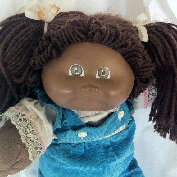 2 African American Black Cabbage Patch Baby Dolls 1982 Etsy Cabbage Patch Babies Black Cabbage Patch Doll Cabbage Patch