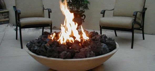 Outdoor Fire Features Natural Gas Firepits Propane Stone Fire