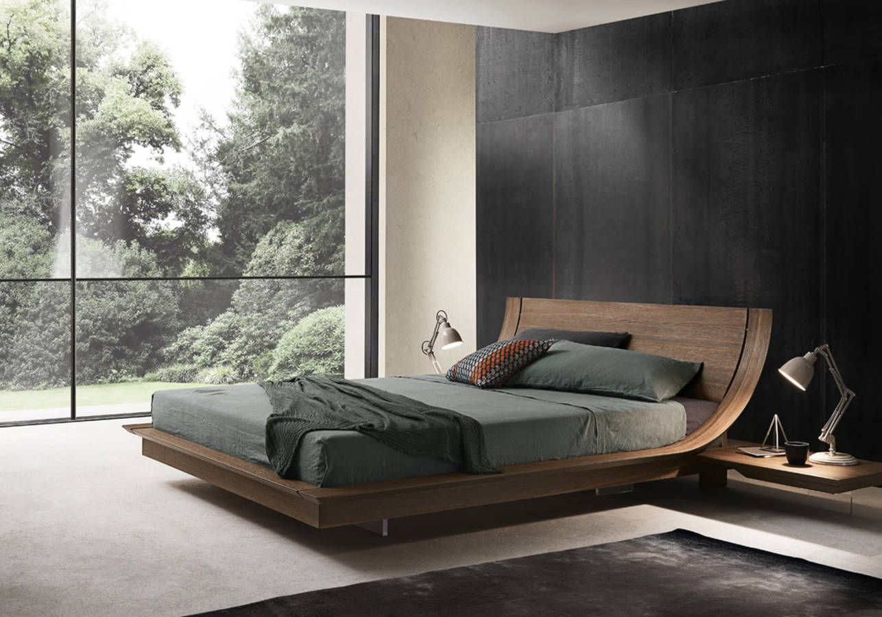 lit design 20 lits design pour une chambre moderne. Black Bedroom Furniture Sets. Home Design Ideas