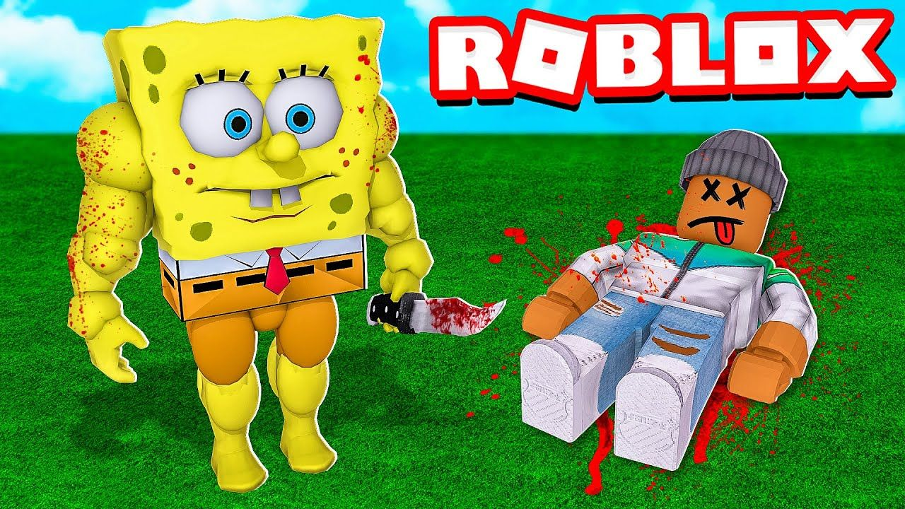 Survive Spongebob Or Die In Roblox Youtube Roblox Spongebob Games For Kids