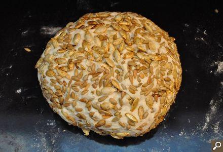 Pâine de casă cu semințe. Pur și simplu delicioasă! | Paradis Verde