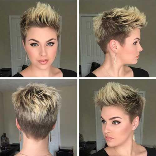 2018 Pixie Haarschnitte für einen neuen Look