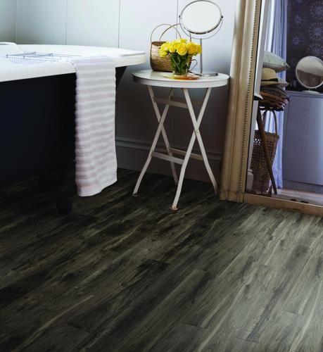 Superfast 174 Ridgeplex Smoke 6 93 Quot X 36 81 Quot Floating Vinyl Plank Flooring 19 48 Sq Ft Ctn