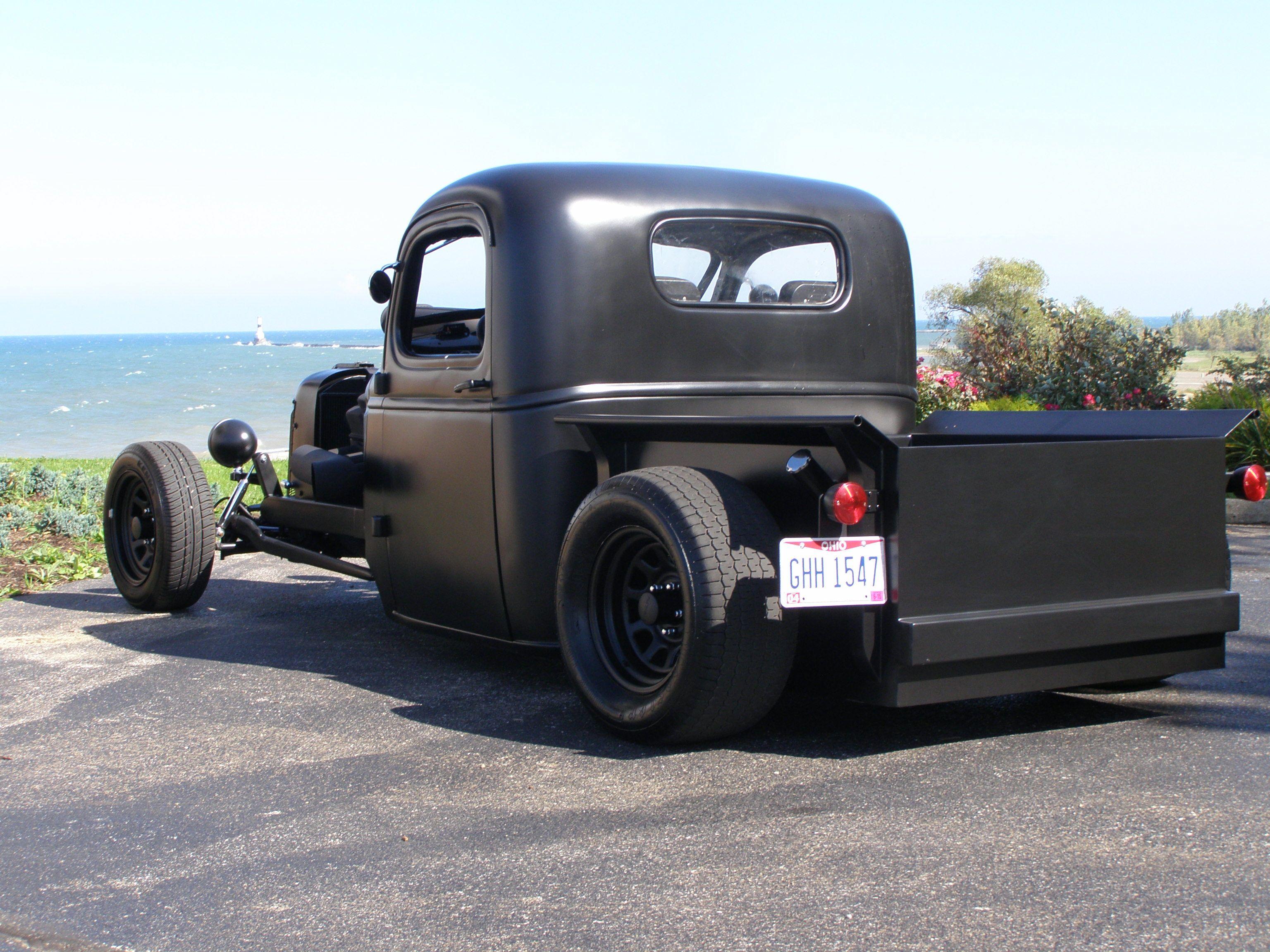 42 Chevy Rat Rod Truck - For Sale   Rat Rods   Pinterest   Rats ...