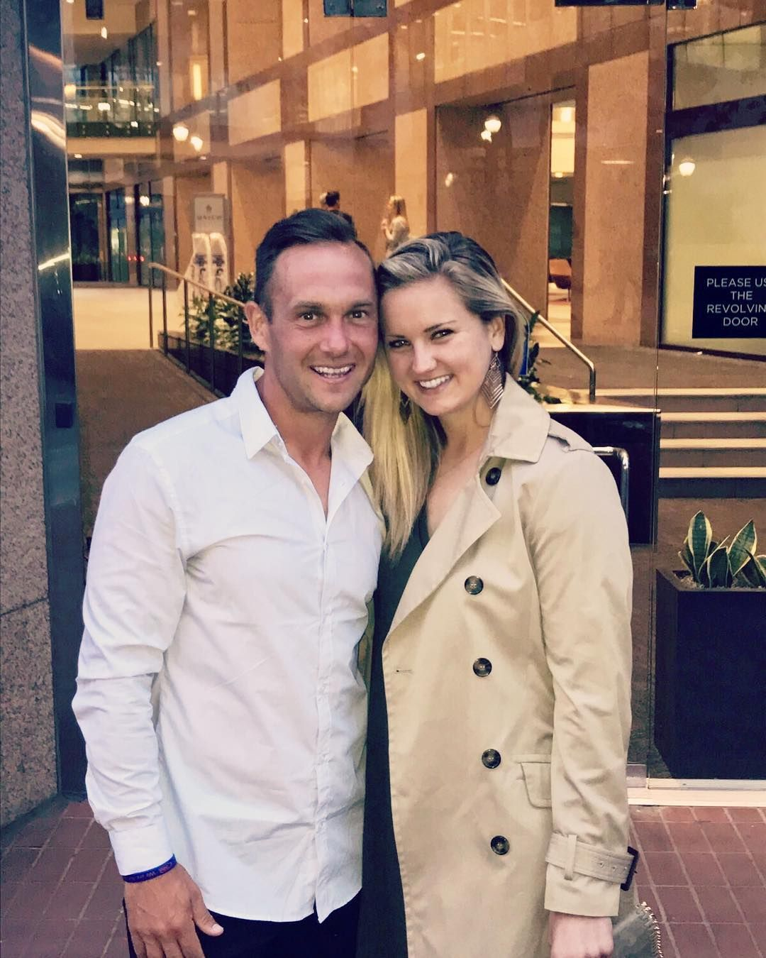 Lindsey Horan with mysterious, Boyfriend