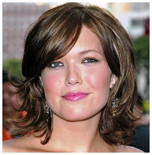 Hairstyles For Thin Fine Hair Round Face: Hairstyles-For-Thin-Hair-Round-Face-Women.jpg (516×524
