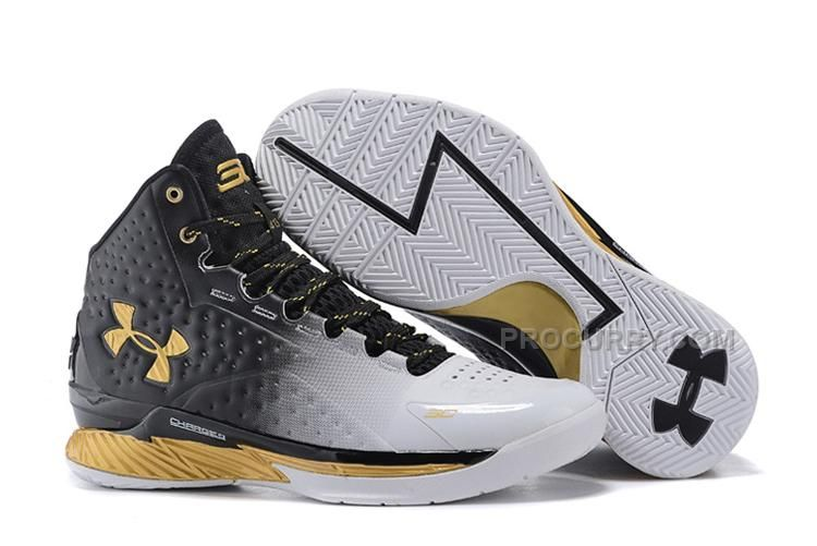 facbecda6af8 ... where to buy under armour ua curry one mvp white black gold shoes for  sale discount
