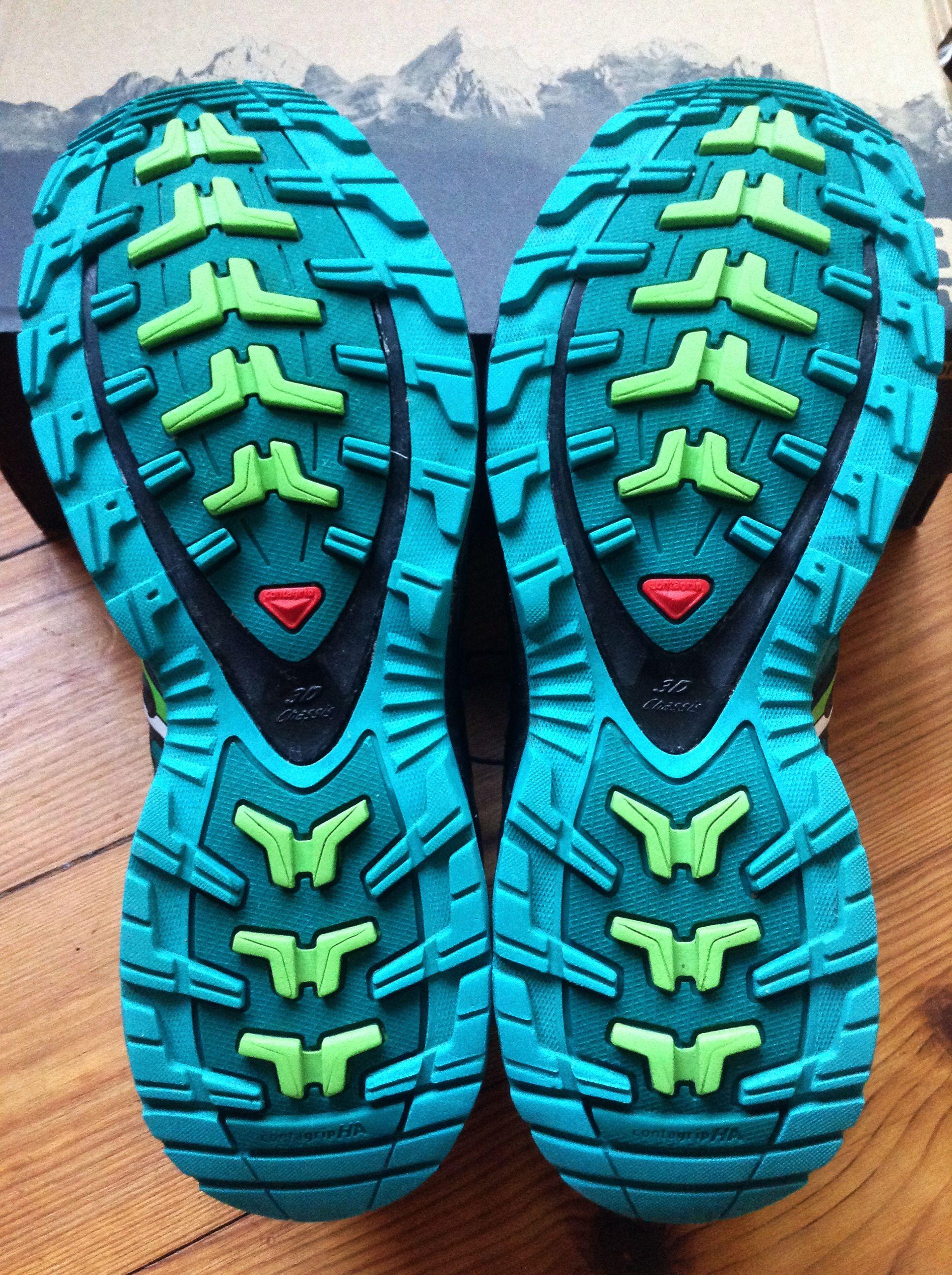 chaussure salomon xa pro 3d gore-tex infantil