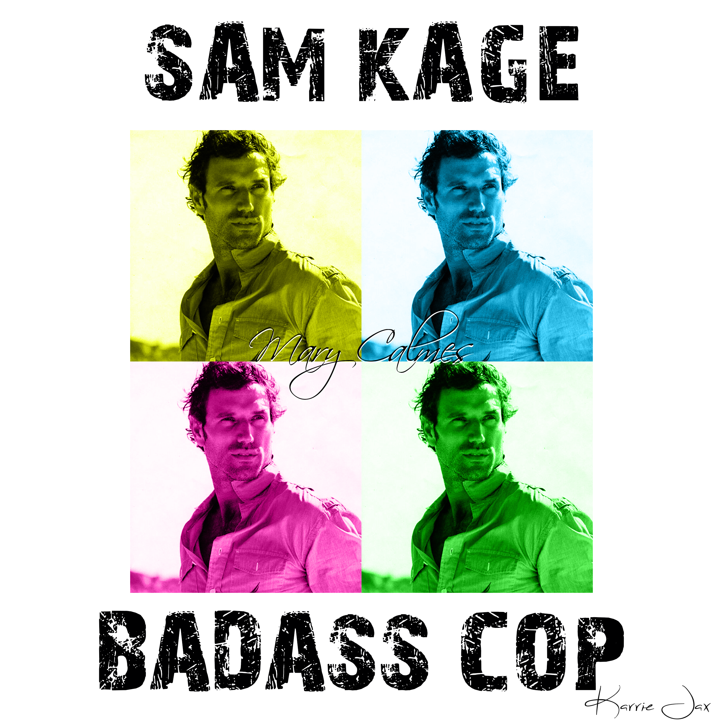 Sam Kage - A Matter of Time series