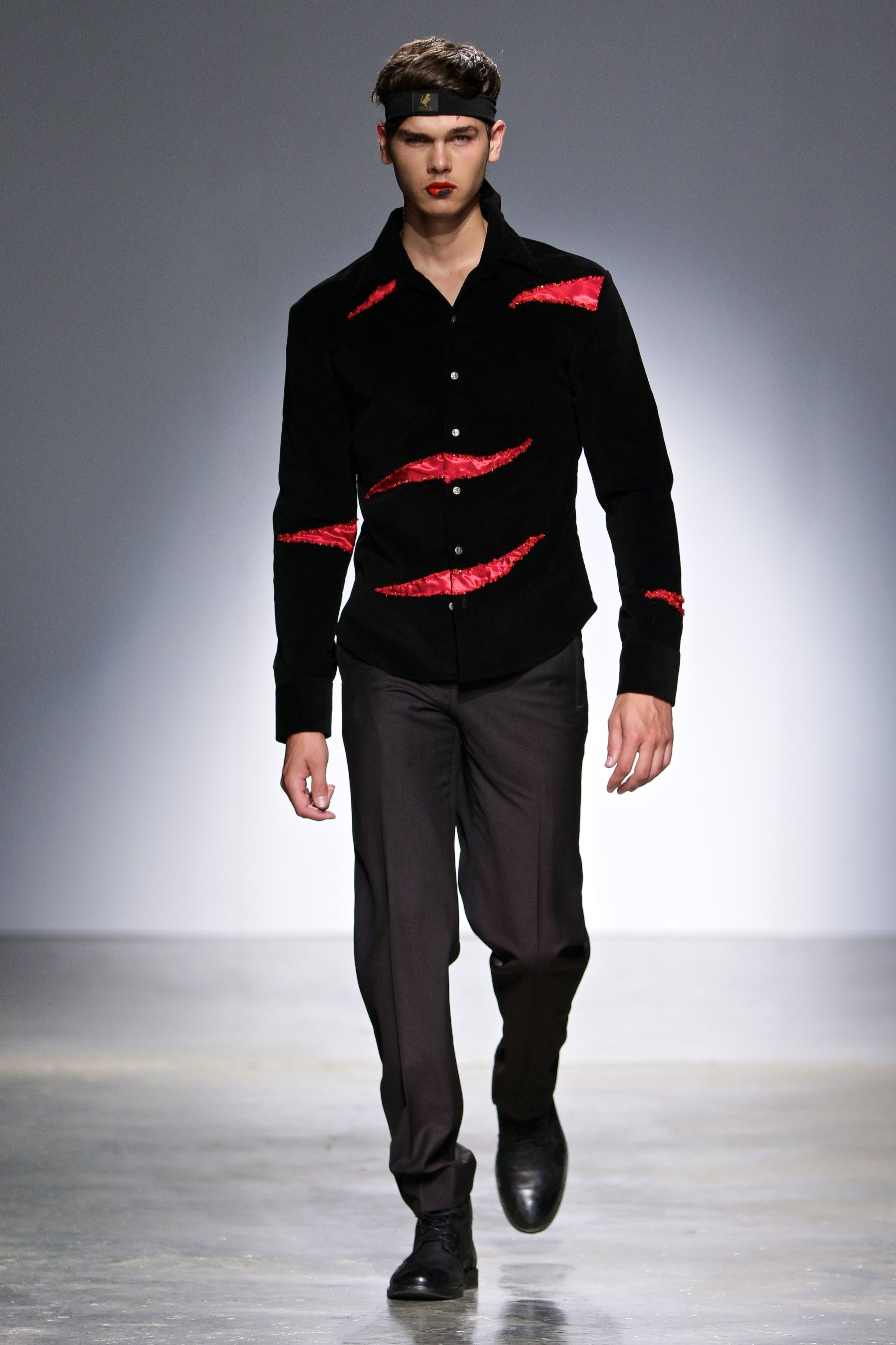 2016 SA Menswear Week AW16  Jagadi Man  Otoño Invierno -#Menswear #Trends #Tendencias #Moda Hombre #Africa - SDR