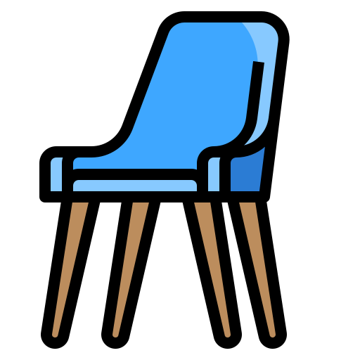 Chair Free Vector Icons Designed By Ultimatearm In 2020 Free Icons Icon Vector Icon Design