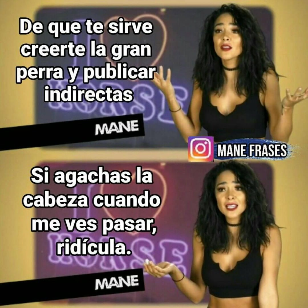 Mane Frases On Instagram Me Das Risa