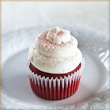 gourmet red velvet cupcakes
