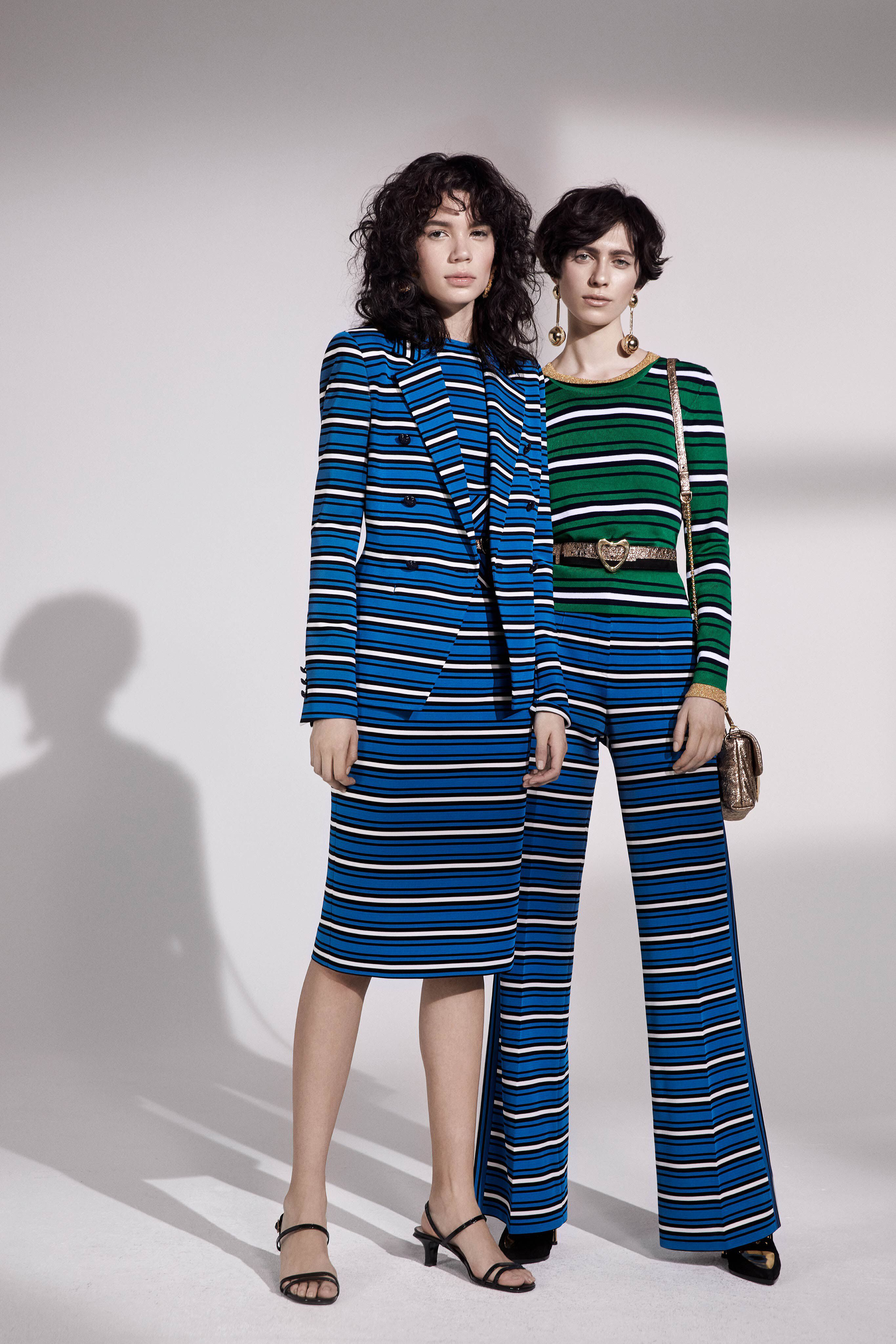 Escada Resort 2019 Fashion Show Collection See the