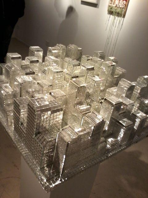 una ciudad de espejos