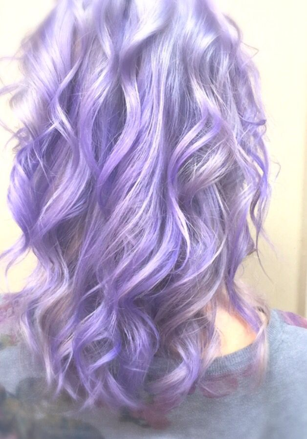 Lavender Pravana Pastels Beautiful