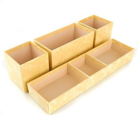 Anna Griffin Craft Room Storage Tray Set