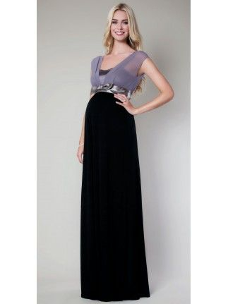 7a38bb0e7a7 Elegant Evening Dresses For Pregnant Women