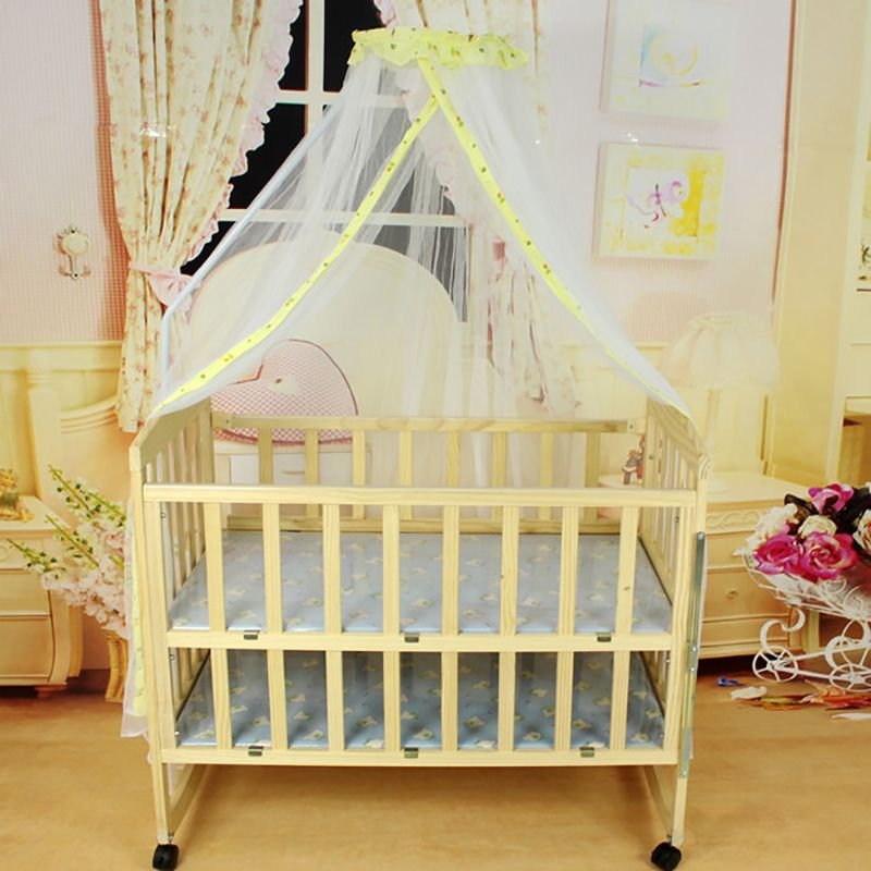 Click To Buy Baby Mosquito Net Bed For Cribs Hanging Stand Canopy