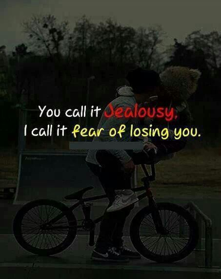 Fear of losing you | W o R d S | Relationship quotes