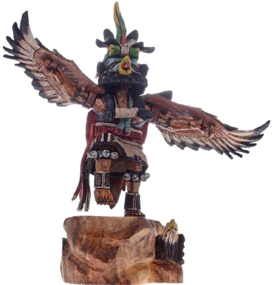 recipe: hopi eagle dancer kachina [34]