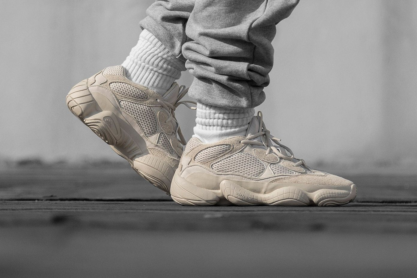 Here's the Official Store List for the adidas YEEZY 500
