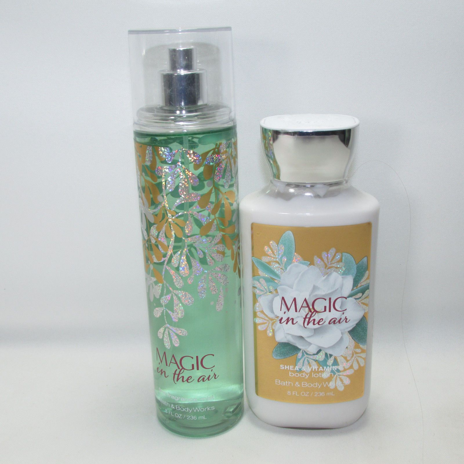 Bath Body Works Magic In The Air Spray Mist Body Lotion 8 Ounce