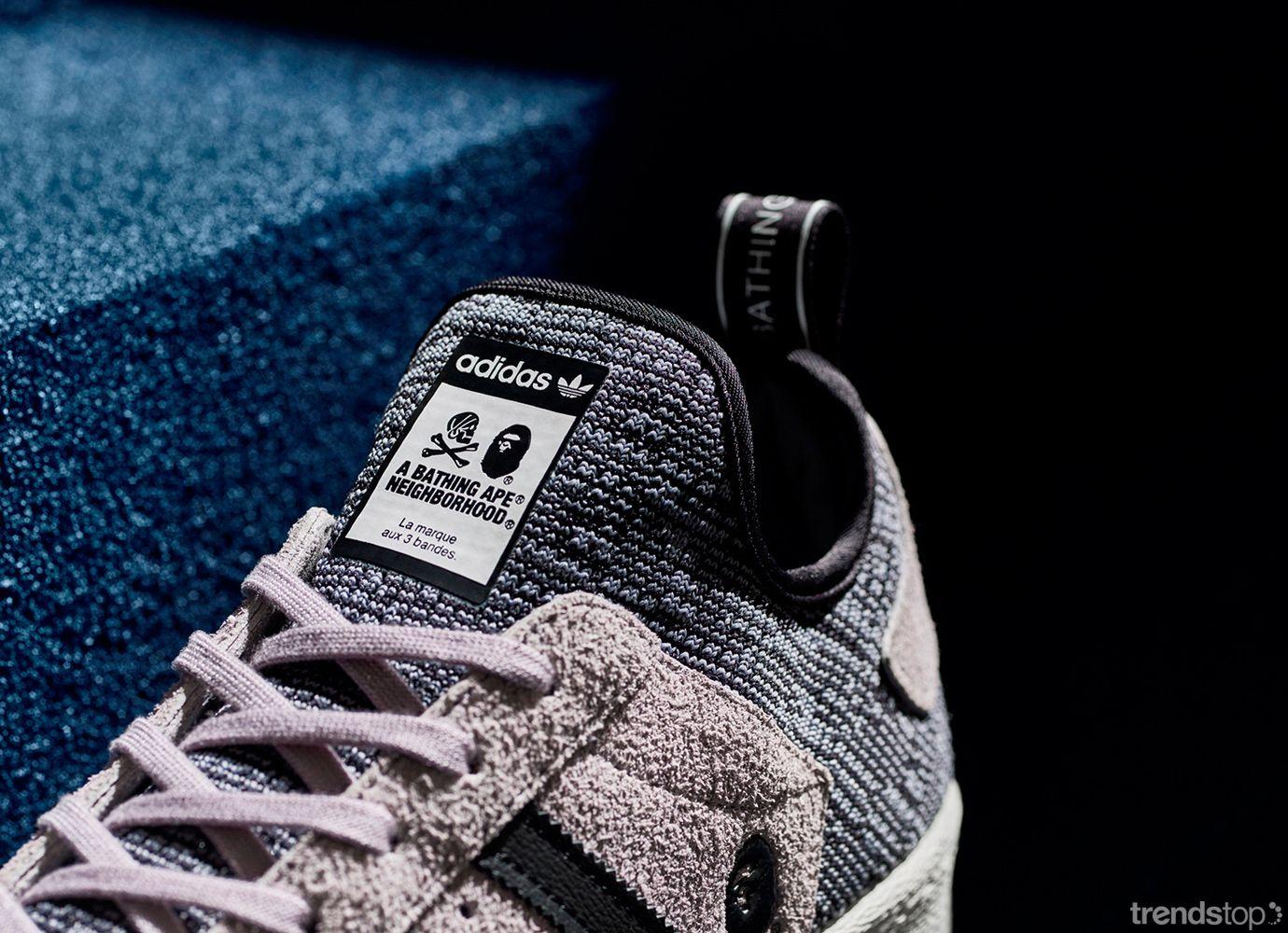 BAPE x NEIGHBORHOOD Adidas Superstar Boost  fd2749f830