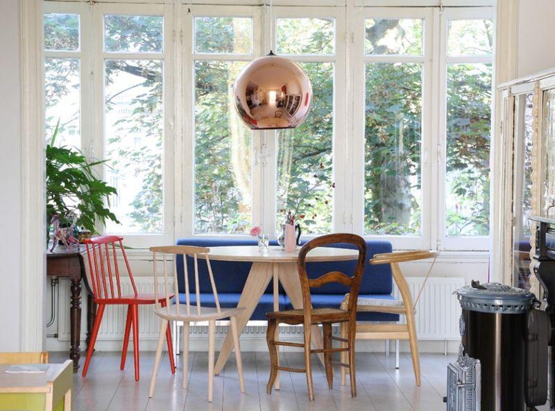 Romy Ilya | Modern Dining Chair Designs For The Super Stylish Contemporary Home | http://moderndiningtables.net/ #luxuryfurniture #luxurydesign #bespoke #furnituredesign #diningtable #luxuryfurniture #diningroom #interiordesign #moderndiningtable #diningchair#chair