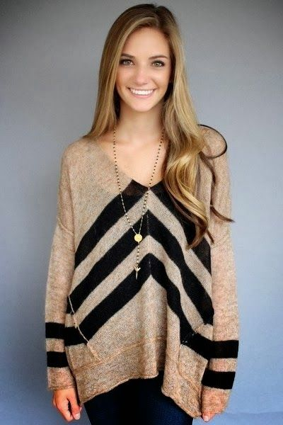 Taupe Black Twelve Roses Oversized Pullover For Fall  389a54f70