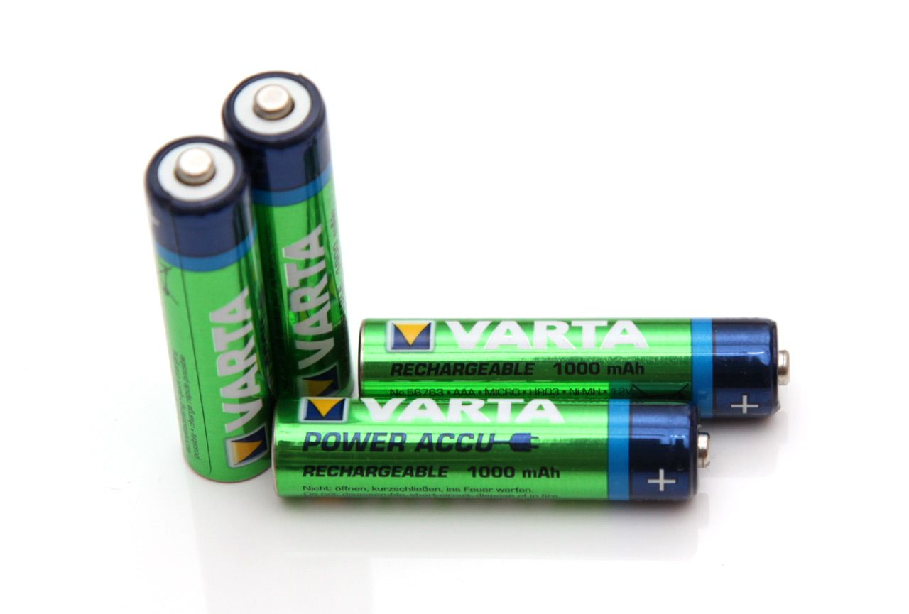 Aaa Rechargeable Battery Kit