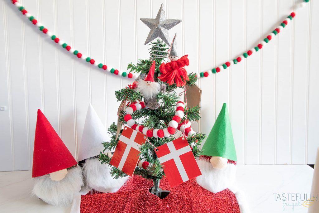 Diy Scandinavian Christmas Decorations Tastefully Frugal