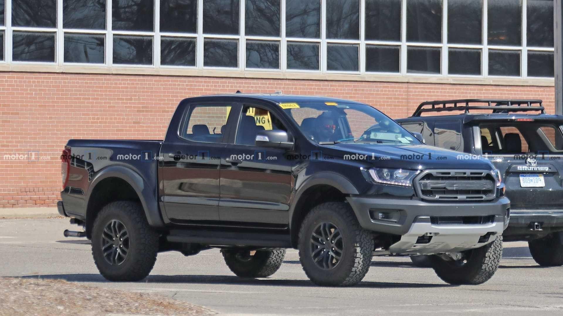 Spy Shots ford F350 Diesel Rumors in 2020 | Ford ranger ...