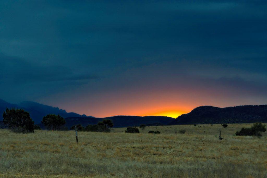 Fort Stanton Sunrise