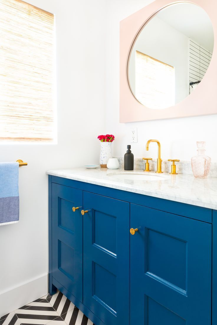9 Cheap But Chic Ideas to Refresh Your Tired Bathroom | Bathroom ...