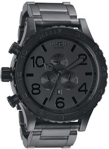 Nixon 'The 51-30 Chrono' Watch, 51mm- 7112stylewebsite -