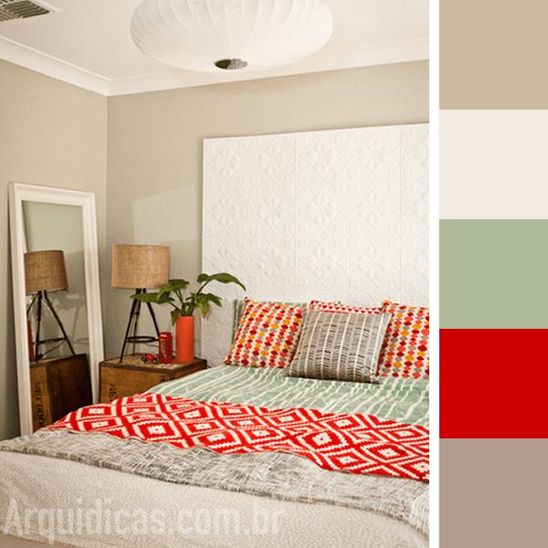 30 Small Yet Amazingly Cozy Master Bedroom Retreats: Aprenda A Escolher As Cores Para Quarto, Saiba Quais São
