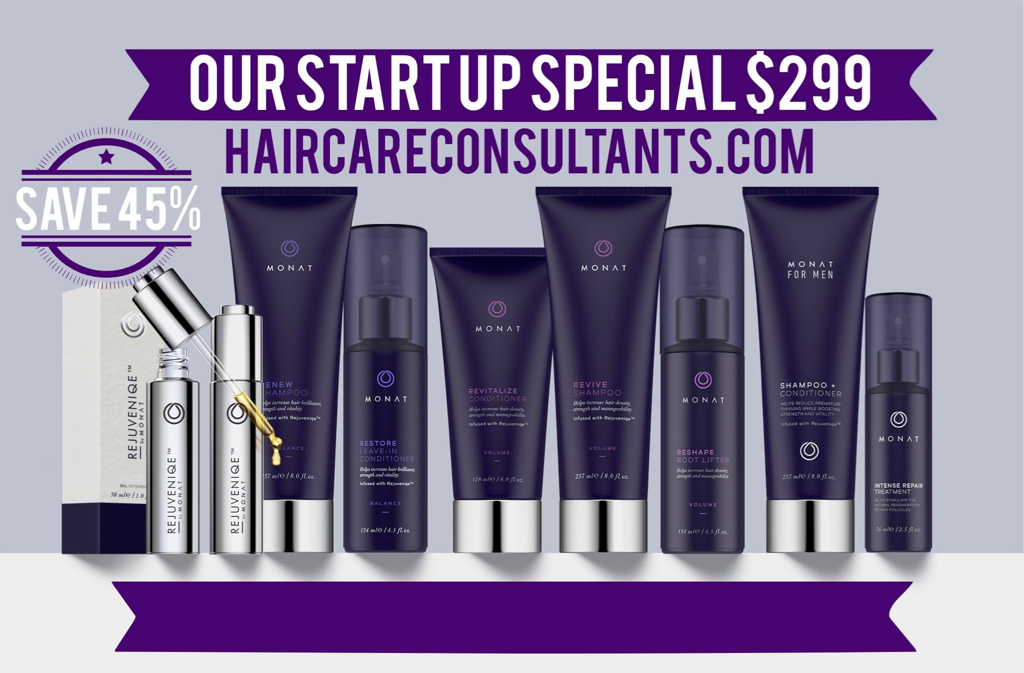 Enroll as a MONAT Market Partner for 99 and take