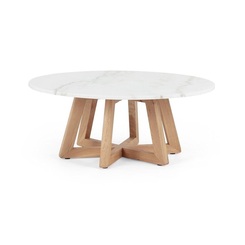 Creston Coffee Table White Marbledefault Title In 2021 Coffee Table White Coffee Table Marble Coffee Table [ 1000 x 1000 Pixel ]