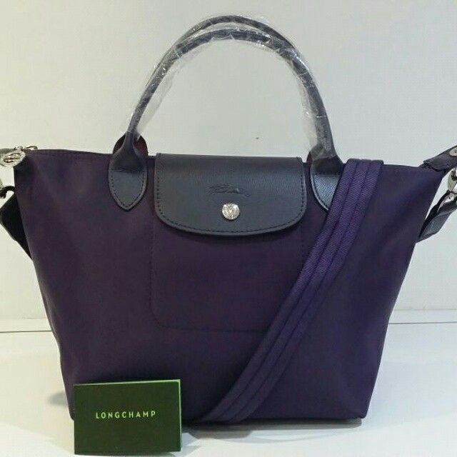 ORIGINAL LONGCHAMP NEO SMALL OR MEDIUM SIZE WITH LONG STRAP ...