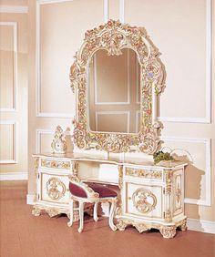 S Media Cache Ak0 Pinimg 236x D9 46 3e D9463e127d8b0a936ec022fee251ebcf Stylish Dressing Table