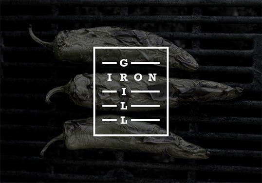 Grill Iron